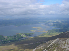 0804 Croagh Patrick Clew