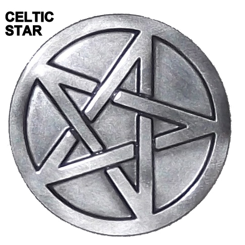 Celtic Pentacle Star