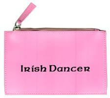 Celtic Ireland Irish Dancer Zipper Carry Case