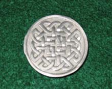Celtic Ireland Irish Refridgerator Magnet Eternity Knot