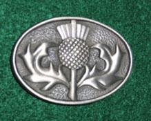 Celtic Ireland Refridgerator Magnet Scottish Thistle