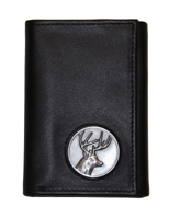 Deer Trifold Wallet