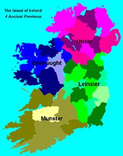 Island Provinces Map