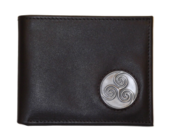 Water Spiral Billfold Wallet