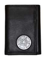 Celestial Star Trifold Wallet